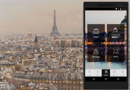 Aplikacja mobilna Maya dla firmy IAlbatros