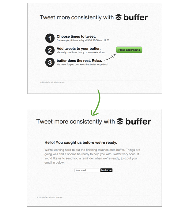 buffer-mvp